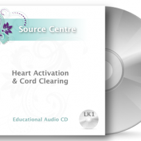 CD1 – Heart Activation & Cord Clearing